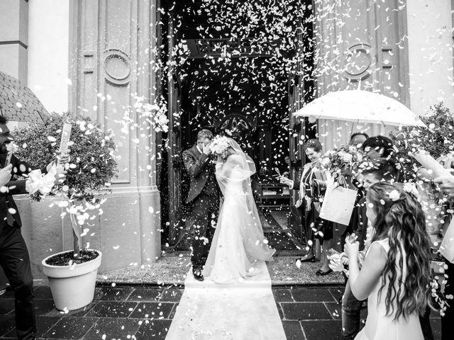 Il matrimonio di Davide e Elsia a Seveso, Monza e Brianza 22
