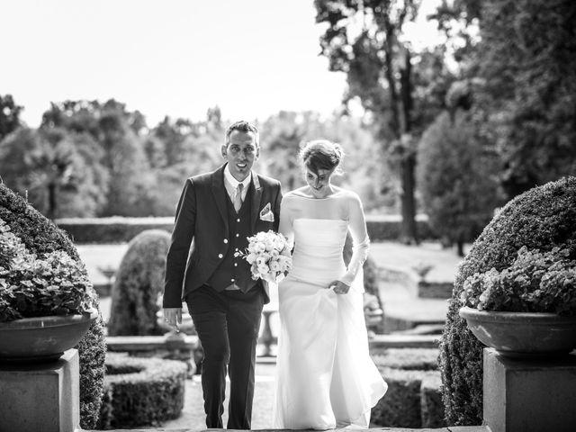 Il matrimonio di Davide e Elsia a Seveso, Monza e Brianza 26