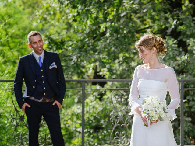 Il matrimonio di Davide e Elsia a Seveso, Monza e Brianza 1