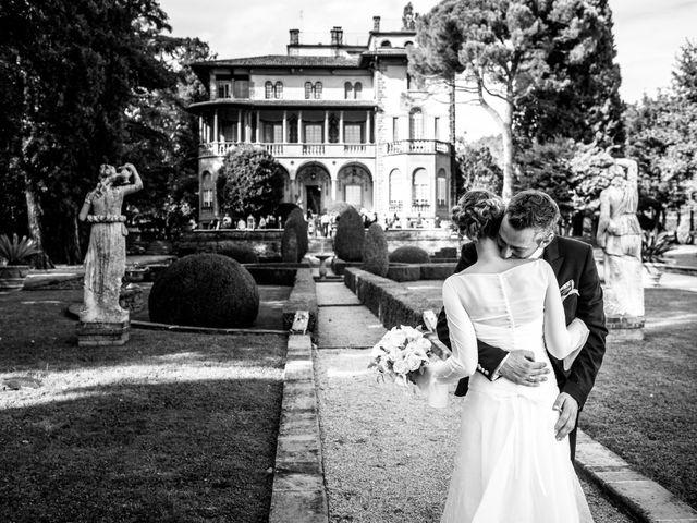 Il matrimonio di Davide e Elsia a Seveso, Monza e Brianza 31