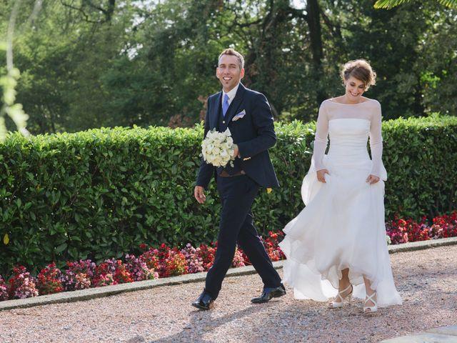 Il matrimonio di Davide e Elsia a Seveso, Monza e Brianza 33
