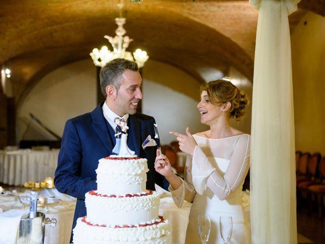 Il matrimonio di Davide e Elsia a Seveso, Monza e Brianza 38