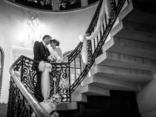 Il matrimonio di Davide e Elsia a Seveso, Monza e Brianza 40