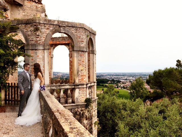 Il matrimonio di Marco e Sonia a Susegana, Treviso 14