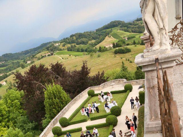 Il matrimonio di Marco e Sonia a Susegana, Treviso 17