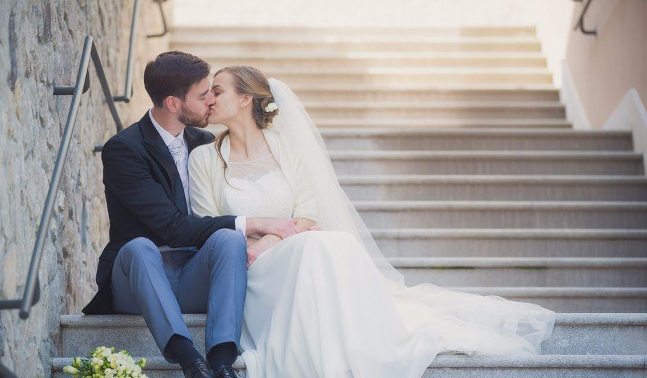 Il matrimonio di Simone e Chiara  a Trieste, Trieste