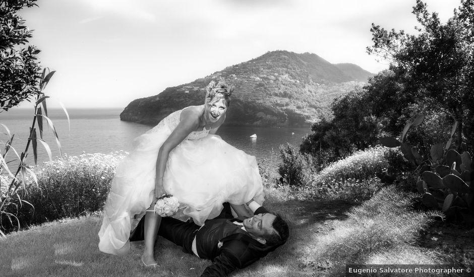 Il matrimonio di Camillo e Monica a Bucchianico, Chieti
