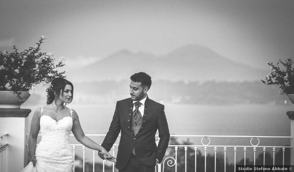 Il matrimonio di Carlo e Rosa a Bacoli, Napoli