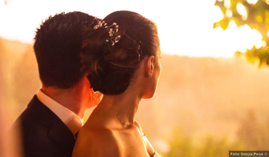 Il matrimonio di Alberto e Maria Grazia a Godiasco, Pavia