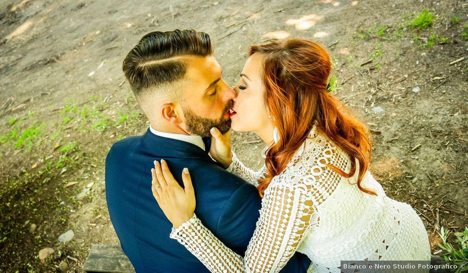 Il matrimonio di Fabio e Luana a Venaria Reale, Torino