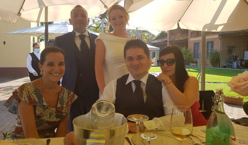 Il matrimonio di Golimaz e Diana  a Asti, Asti