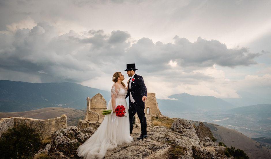 Il matrimonio di Simone  e Rossana  a Celano, L'Aquila