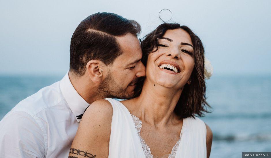 Il matrimonio di Stefania e Luigi a Margherita di Savoia, Bari