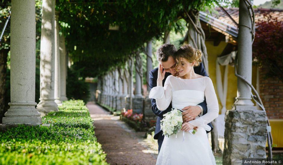 Il matrimonio di Davide e Elsia a Seveso, Monza e Brianza