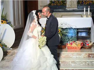 Le nozze di Ilenia e Domenico 1