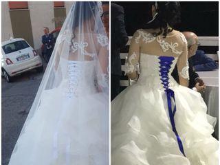 Le nozze di Ilenia e Domenico 2