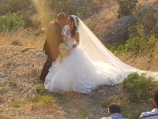 Le nozze di Ilenia e Domenico