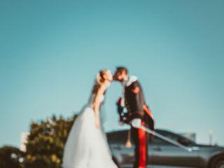 Le nozze di Antonella e Cosimo 1