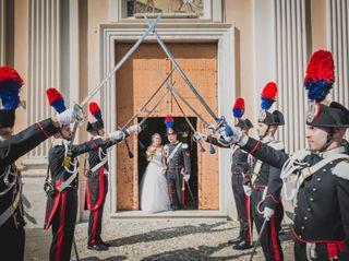 Le nozze di Antonella e Cosimo