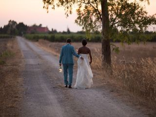 Le nozze di Margarita e Gay