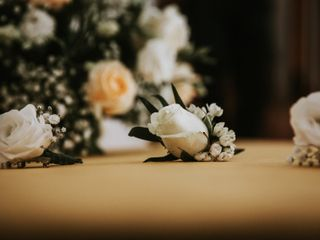 le nozze di Gloria e Francesco 1