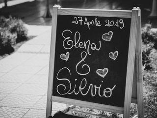 Le nozze di Elena e Silvio 1