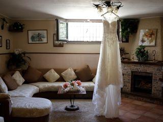Le nozze di Maria Grazia e Orlando 1