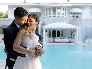 Le nozze di Maria Grazia e Orlando