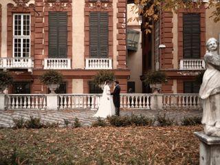 Le nozze di Anna e Federico