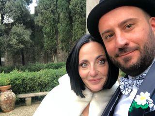 Le nozze di Stefano  e Maura