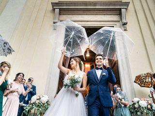 Le nozze di Olga e Luca