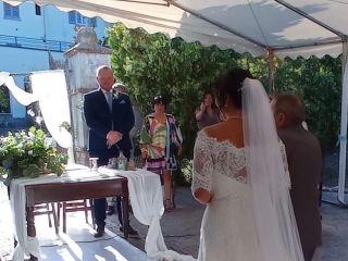Le nozze di Maria  e David 2