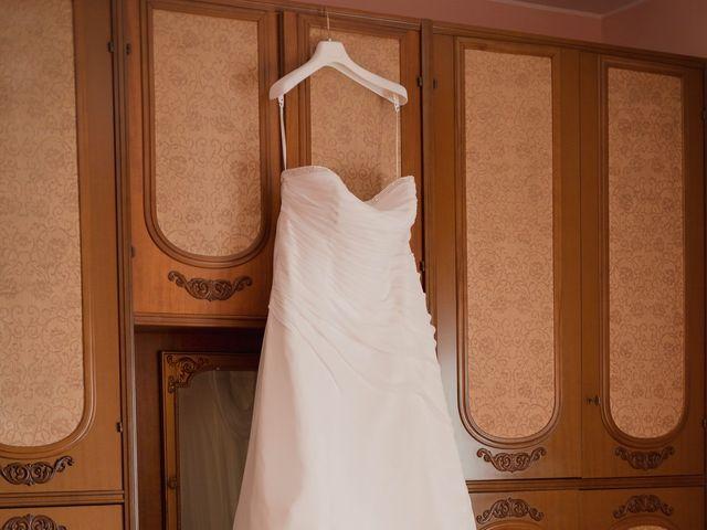 Il matrimonio di Sergio e Francesca a Trezzo sull'Adda, Milano 21