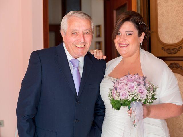 Il matrimonio di Sergio e Francesca a Trezzo sull'Adda, Milano 26