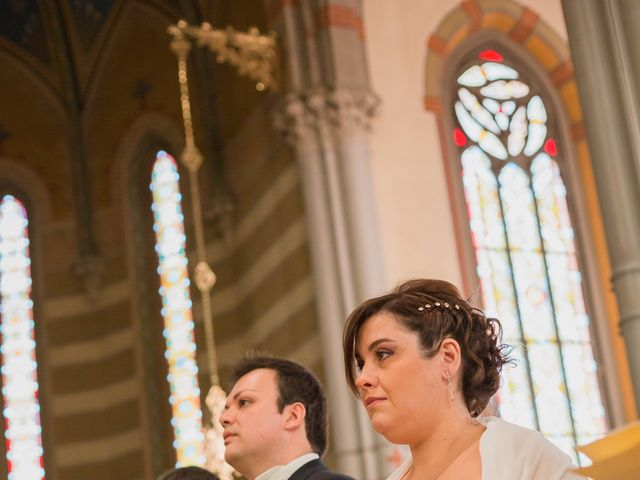 Il matrimonio di Sergio e Francesca a Trezzo sull'Adda, Milano 35