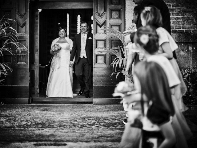 Il matrimonio di Sergio e Francesca a Trezzo sull'Adda, Milano 42