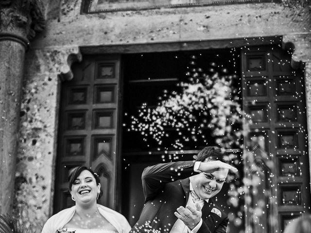 Il matrimonio di Sergio e Francesca a Trezzo sull'Adda, Milano 43