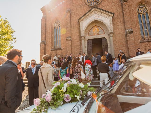 Il matrimonio di Sergio e Francesca a Trezzo sull'Adda, Milano 44