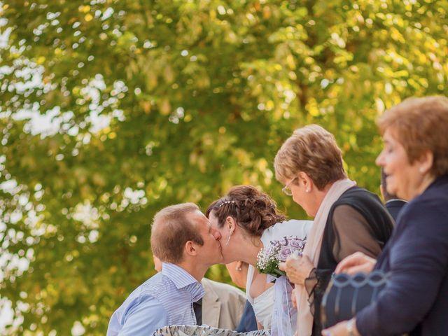 Il matrimonio di Sergio e Francesca a Trezzo sull'Adda, Milano 45