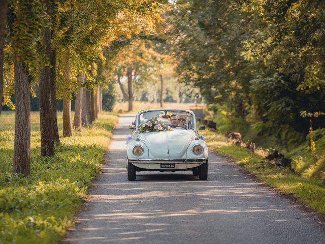 Il matrimonio di Sergio e Francesca a Trezzo sull'Adda, Milano 48