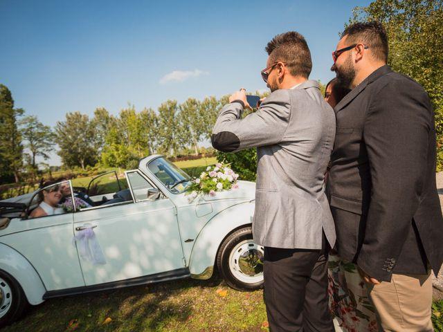 Il matrimonio di Sergio e Francesca a Trezzo sull'Adda, Milano 49
