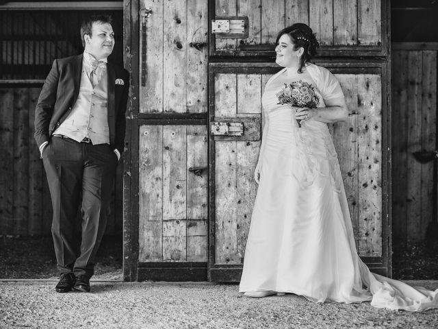 Il matrimonio di Sergio e Francesca a Trezzo sull'Adda, Milano 51