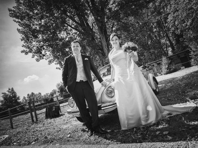 Il matrimonio di Sergio e Francesca a Trezzo sull'Adda, Milano 52