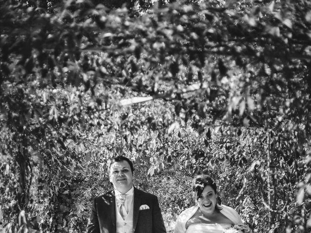 Il matrimonio di Sergio e Francesca a Trezzo sull'Adda, Milano 54