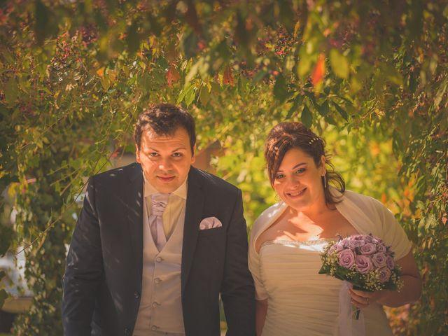 Il matrimonio di Sergio e Francesca a Trezzo sull'Adda, Milano 55