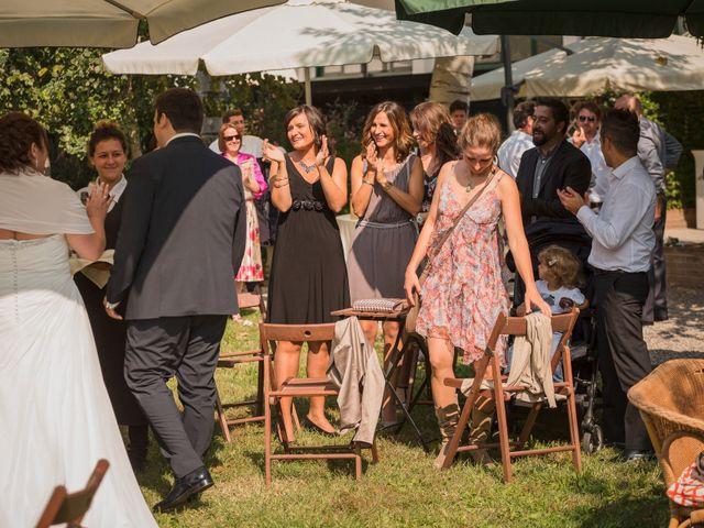 Il matrimonio di Sergio e Francesca a Trezzo sull'Adda, Milano 57