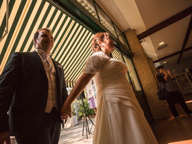 Il matrimonio di Sergio e Francesca a Trezzo sull'Adda, Milano 73
