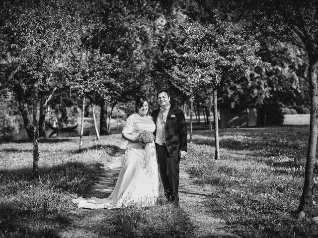 Il matrimonio di Sergio e Francesca a Trezzo sull'Adda, Milano 84