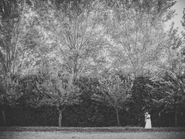 Il matrimonio di Sergio e Francesca a Trezzo sull'Adda, Milano 88