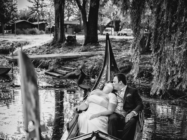 Il matrimonio di Sergio e Francesca a Trezzo sull'Adda, Milano 91